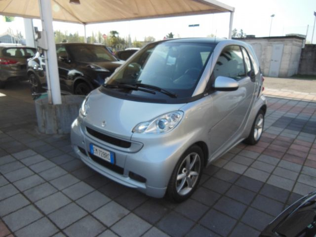 SMART ForTwo 1000 52 kW MHD coupé pulse 90000 km