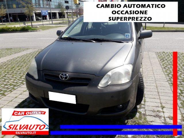 TOYOTA Corolla 1.4 D-4D M-MT 5porte 90cv cambio automatico 205356 km