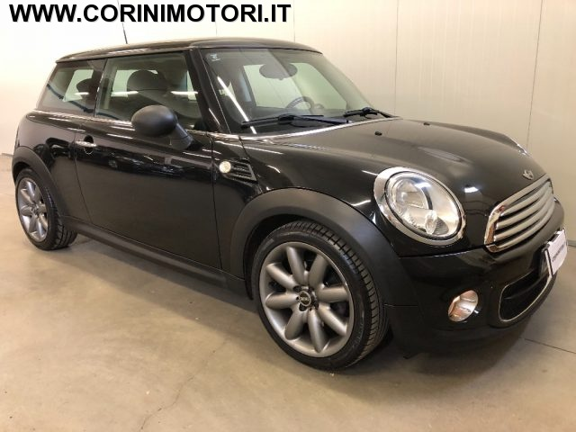 MINI Mini Nero metallizzato