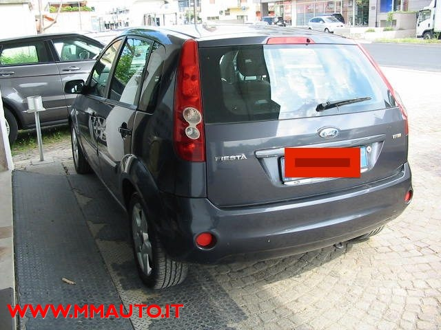 FORD Fiesta 1.4 TDCi 5p. Ghia !!! Immagine 4