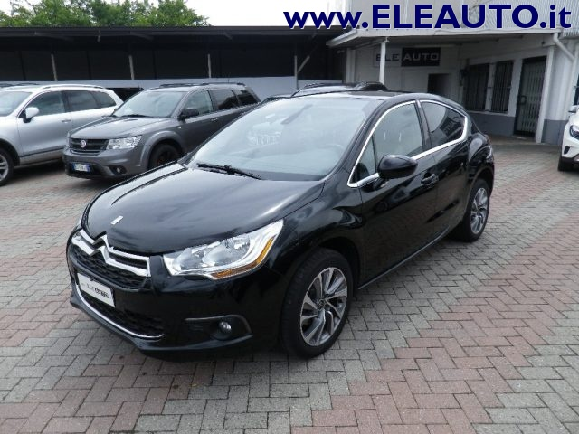 CITROEN DS4 Nero metallizzato