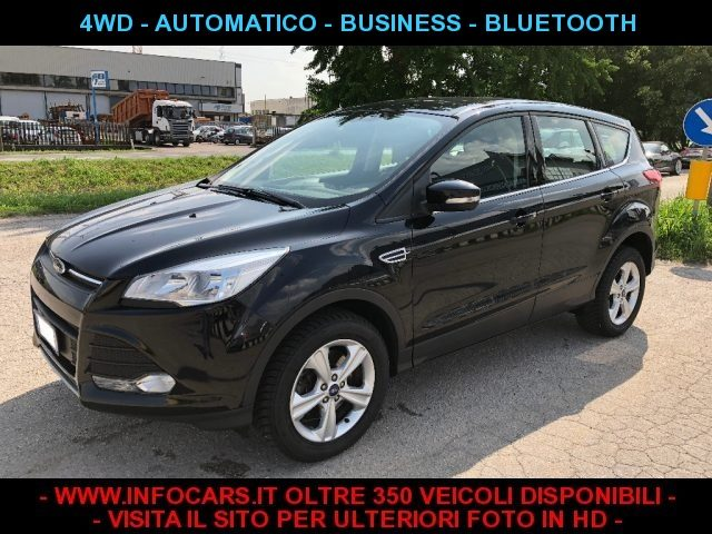 FORD Kuga 2.0 TDCI 150 CV Powershift 4WD Business Immagine 0