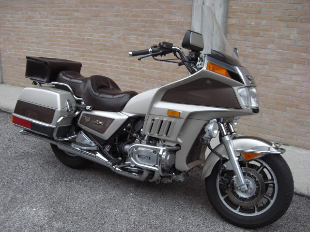 HONDA Other moto-bikes   Goldwing 1200 Aspencade Immagine 4