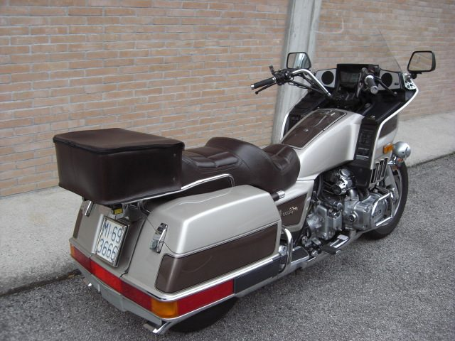 HONDA Other moto-bikes   Goldwing 1200 Aspencade Immagine 2