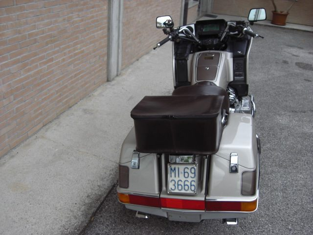 HONDA Other moto-bikes   Goldwing 1200 Aspencade Immagine 3