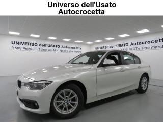 BMW 318 D Business Advantage Auto Navy EURO 6 Usata