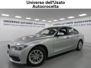 BMW 318 D Business Advantage Auto Navy EURO Usata