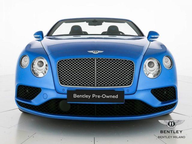 BENTLEY Continental GTC W12 Convertible - Price list ?278.000 Immagine 1