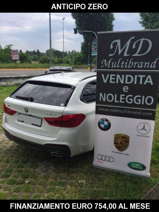 BMW 520 D XDrive Touring MSPORT - gancio traino + teleca Immagine 3