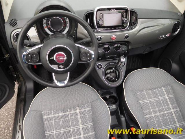 FIAT 500C 1.2 Lounge (Automatico) Immagine 3
