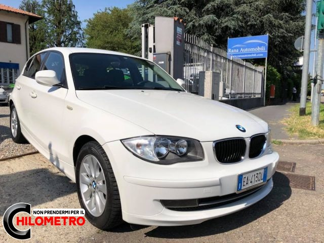 BMW 116 Antracite pastello