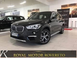 BMW X1 XDrive18d XLine AUTOMATICA !! AZIENDALE !! Usata