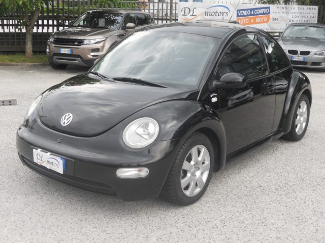 VOLKSWAGEN New Beetle Nero pastello