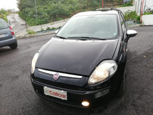 FIAT Punto Evo Absolute Black  pastello