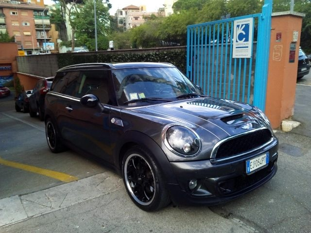 MINI Clubman Antracite metallizzato