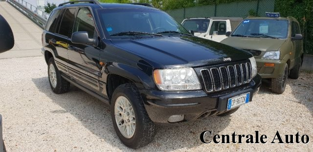 JEEP Grand Cherokee 2.7 CRD cat Limited Immagine 0