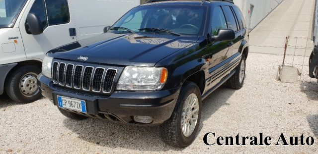 JEEP Grand Cherokee 2.7 CRD cat Limited Immagine 1