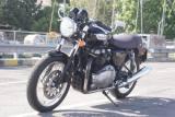 TRIUMPH Thruxton 900 Lug. 2O1O Km 30.000 Garanzia Permute Rate