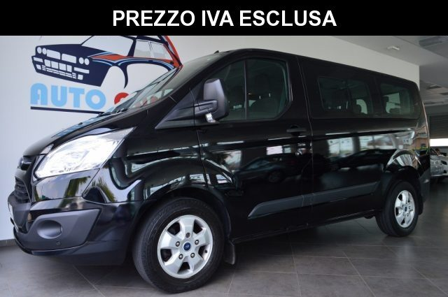 FORD Transit Custom Nero metallizzato