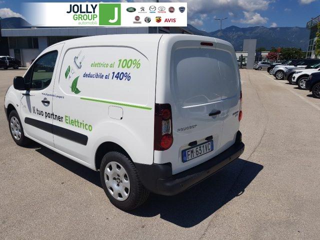 PEUGEOT Partner Full Electric L1 Furgone Premium Immagine 4