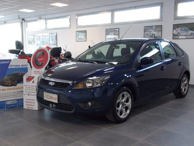 FORD Focus Blu metallizzato