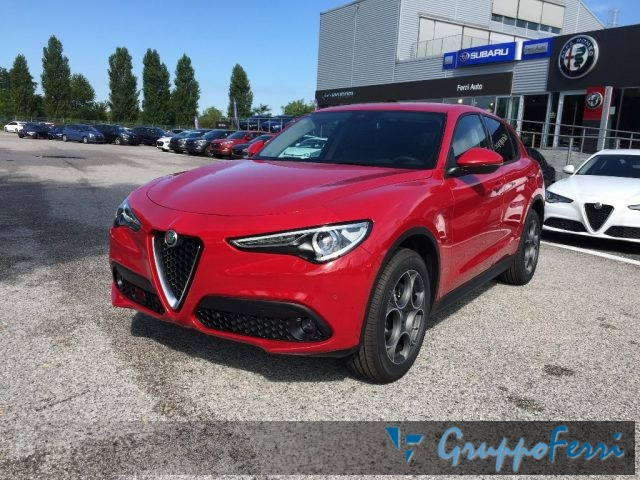 Alfa Romeo Stelvio nuova 2.2 Turbodiesel 210CV AT8 Q4 Executive P.CONSEGNA diesel Rif. 8875919