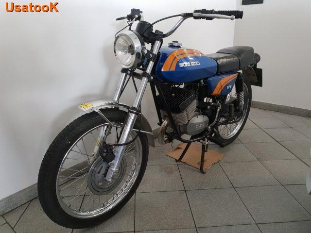MOTOS-BIKES Guzzi Guzzi 125 Turismo