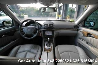 MERCEDES-BENZ E 320 CDI V6 S.W. Avantgarde AUTOMATICA XENON NAVI PELL Usata