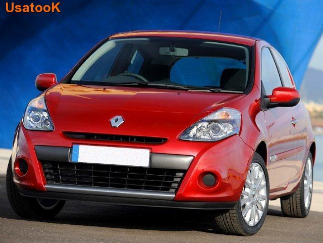 Renault Clio usata 1.2 16V 3 porte Confort a benzina Rif. 7593189