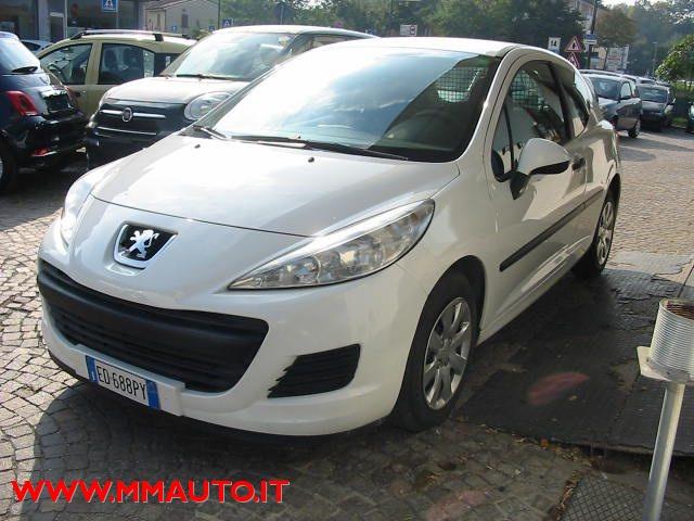 Peugeot 207 usata 1.4 HDi 70CV FAP 3p. XAD Van diesel Rif. 10928096