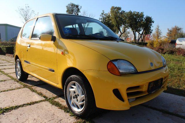Fiat Seicento usata 1.1i cat Sporting 54cv cerchi servosterzo fendi a benzina Rif. 9770477