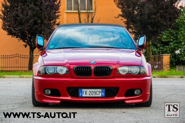 BMW 325 Ci  E46 Cabrio M-Sport