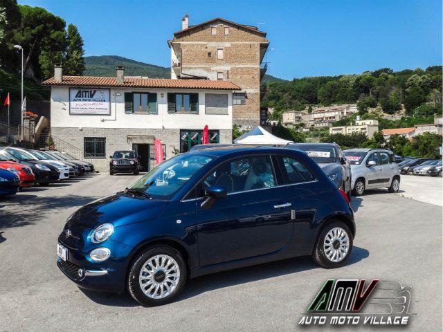 Fiat 500 km 0 1.2 Lounge *RESTYLNG*SCHERMO TOUCH*OK NEOP. a benzina Rif. 10582261