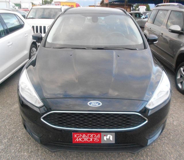 Ford Focus 1,5 TDCI PLUS WAGON 120CV MY2016