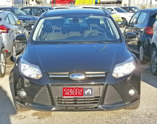 Ford Focus 1.6 TDCI PLUS WAGON 115CV