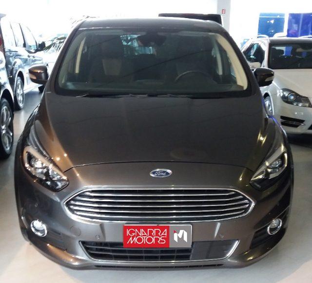 Ford S-max 2.0 TDCI TITANIUM 150CV DPF 5P POWERSHIFT
