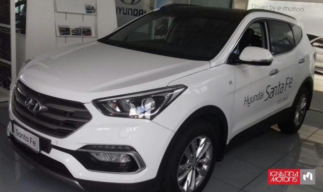 Hyundai Santa Fe 2.2 CRDI 4WD 200CV XPOSSIBLE A/T