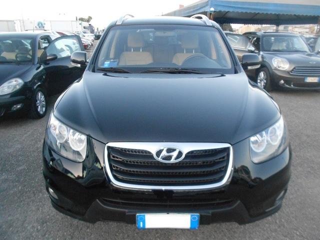 Hyundai Santa Fe 2.2 CRDI COMFORT 4WD AUTOMATICO 7 POSTI