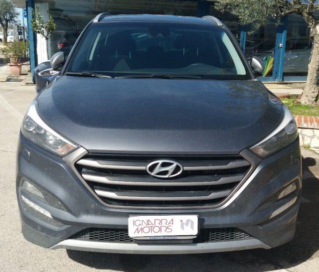 Hyundai Tucson 1.7 CRDI SOUND EDITION 141CV DCT