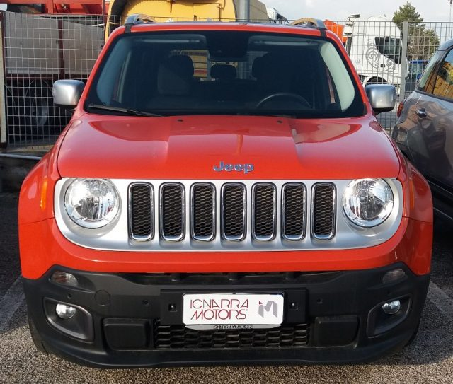 Jeep Renegade 1,6 MJT 120CV 2WD LIMITED