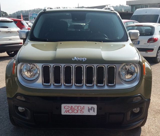 Jeep Renegade 2.0 CRD 140CV LIMITED