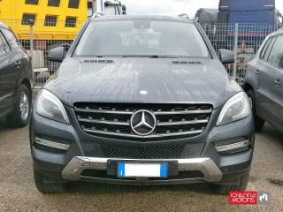 MERCEDES-BENZ ML 350 PREMIUM BLUETEC AUTO Usata