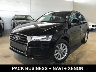 AUDI Q3 2.0 TDI 120 CV Business +Navi+Xenon+Sens Park Plus Km 0