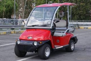 ALTRE MOTO O TIPOLOGIE Elettrico Italcar NEV C4S.4 Quadriciclo Omologato 4 Posti Usata