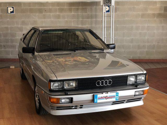 Audi Quattro usata 2.1 turbo a benzina Rif. 9323374
