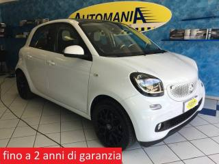 SMART ForFour Passion New Model 5 Porte 1.0 Turbo Autom/sequenz. Usata