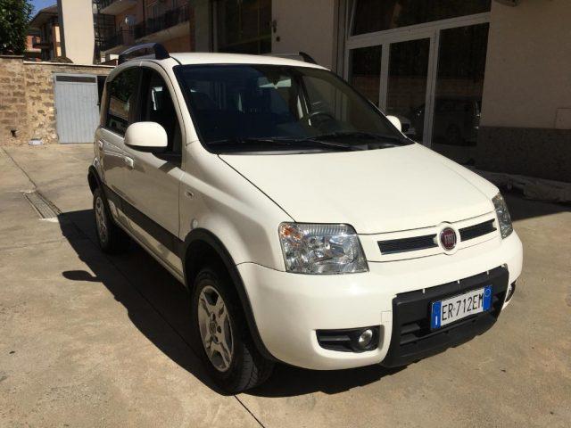 Fiat Panda usata 1.3 MJT 16V DPF 4x4 Climbing diesel Rif. 10999547