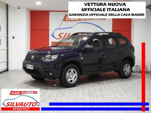 Dacia Duster nuova Essential 1.6 115CV S&S 4x2 GPL my'19 a gpl Rif. 10614095