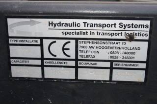 OTHERS-ANDERE Other IMPIANTO SCARRABILE A FUNI  HYDRAULIC TRANSPORT SY Usata