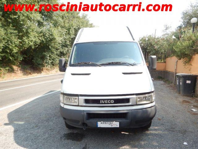 Iveco Daily usata 35 C 14 FURG. PASSO MEDIO TETTO ALTO diesel Rif. 11894130